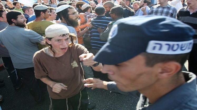 منظمة إسرائيلية تقدم شكوى ضد مسؤولين فلسطينيين لمحكمة الجنايات