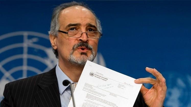 سوريا تقدم شكوى للأمم المتحدة بحق مكين وكوشنر لدخولهما الى اراضيها بصورة غير شرعية