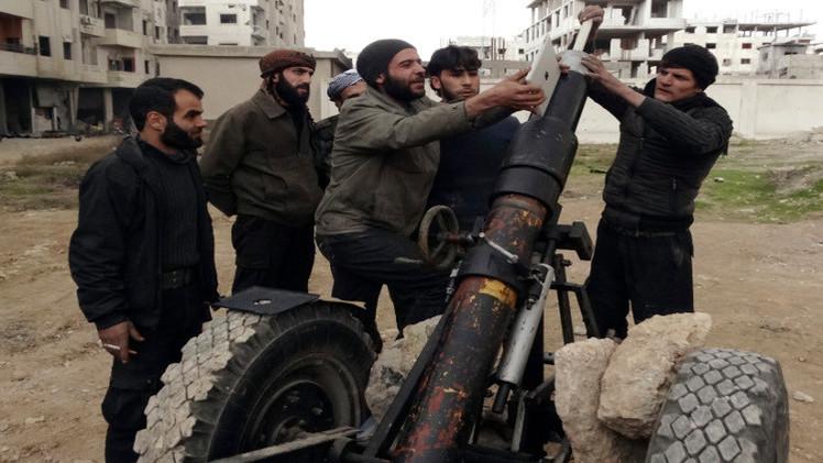 أنقرة وواشنطن على وشك بدء تدريب المعارضة السورية