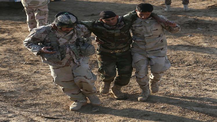 مقتل أحد مساعدي البغدادي في بعقوبة و23 قتيلا بهجوم انتحاري في الأنبار