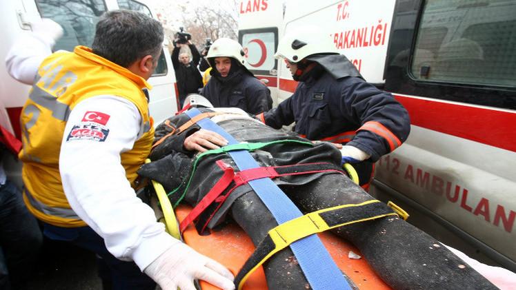 جماعة يسارية تعلن مسؤوليتها عن الهجوم على مركز الشرطة التركي