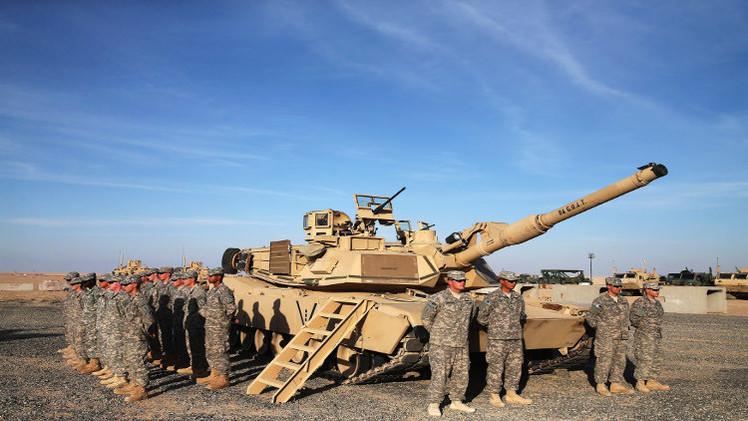 صحافة: الولايات المتحدة تبيع العراق 170 دبابة