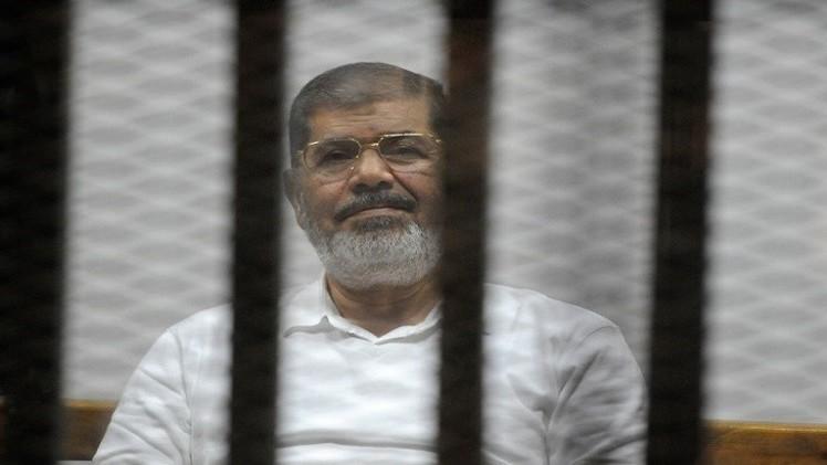 21 أبريل موعد النطق بأول حكم على الرئيس المصري المعزول محمد مرسي