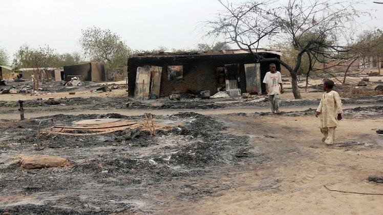 مصادر إعلامية: مسلحو بوكو حرام يقتلون مئات الأشخاص ويحرقون 16 قرية في نيجيريا