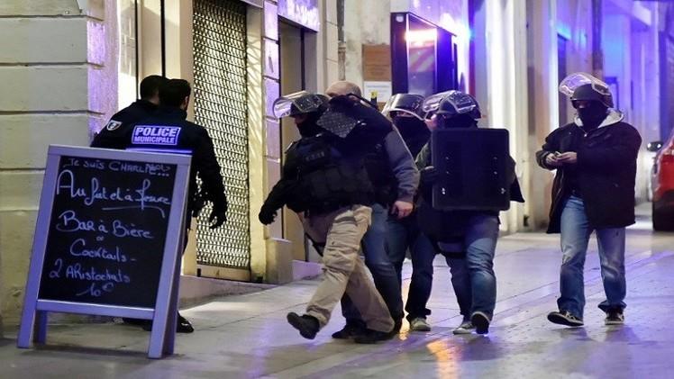 احتجاز رهينتين في محل للمجوهرات بمدينة مونبيلييه جنوب فرنسا