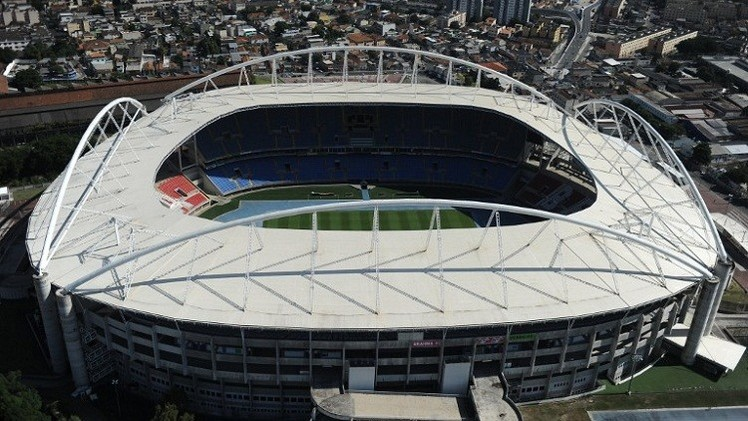 ملعب ريو دي جانيرو يعود للعمل مطلع شباط/فبراير
