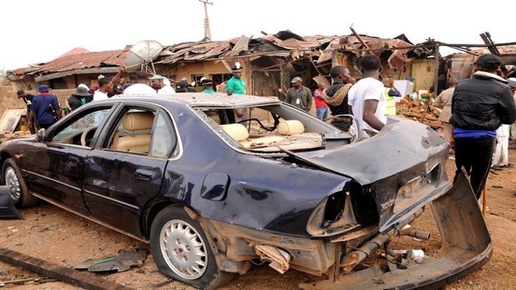 نيجيريا.. طفلة تقتل 20 شخصا بتفجير انتحاري