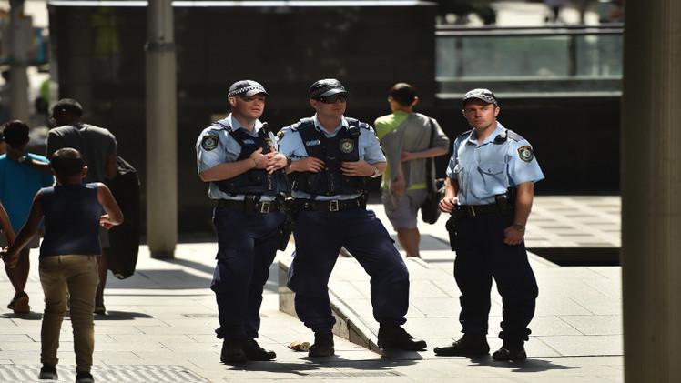 اعتقال شخصين في مداهمات لمكافحة الإرهاب بأستراليا