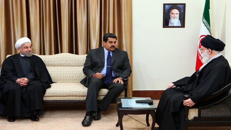 مادورو في طهران.. نحو مزيد من التعاون