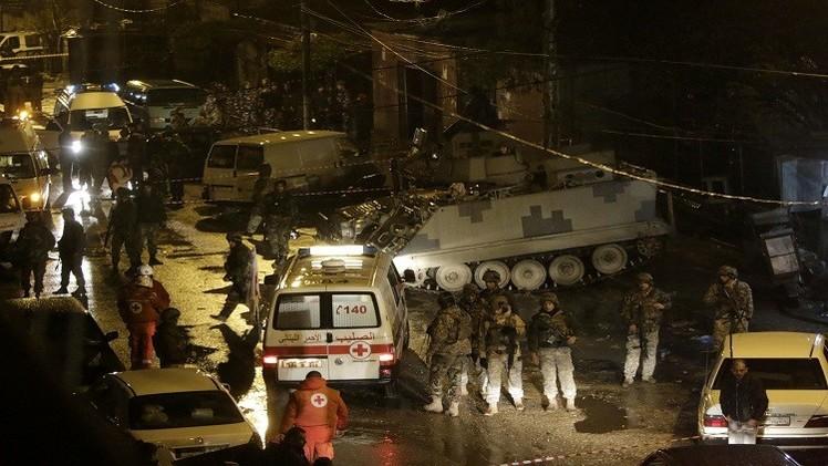 18 قتيلا حصيلة تفجير سيارتين مفخختين بريف حلب