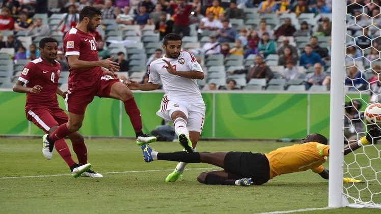 كأس آسيا.. الإمارات تستعرض عضلاتها برباعية أمام قطر (فيديو)