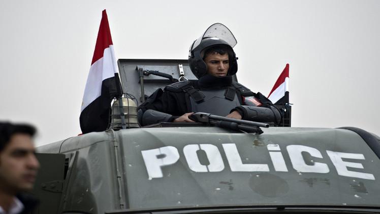 خطف ضابط شرطة مصري في سيناء
