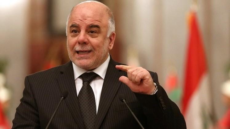 العبادي من القاهرة: مقاومة الفساد في الجيش قد تستغرق 3 سنوات