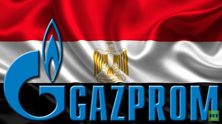 مصر تتفاوض لشراء الغاز الطبيعي المسال من روسيا