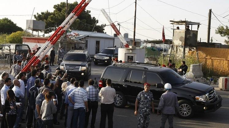 وزير الداخلية اللبناني يؤكد ضلوع
