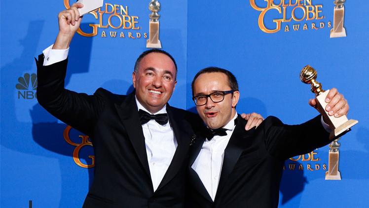 فيلم الطاغوت الروسي يفوز في مهرجان