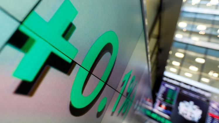 الأسهم الأوروبية ترتفع خلال تداولات اليوم