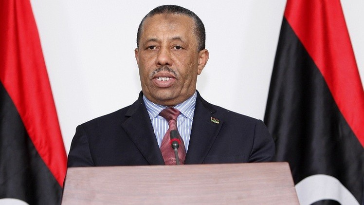 الثني يناشد المجتمع الدولي رفع حظر السلاح عن الجيش الليبي