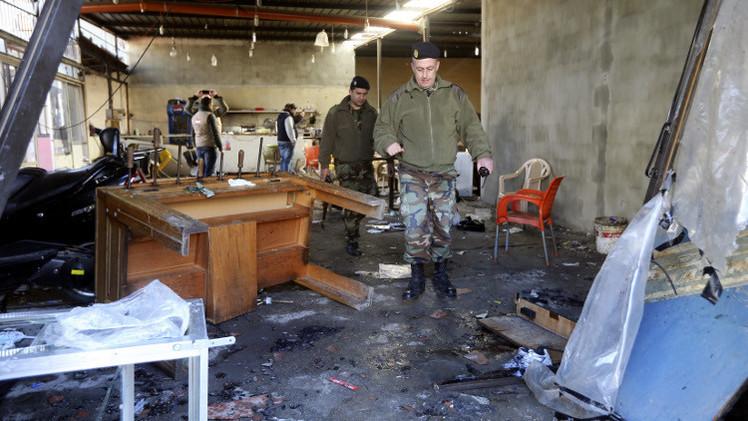 الخارجية الروسية: ندين بشدة محاولات زعزعة الاستقرار في لبنان