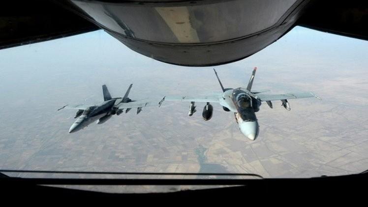 التحالف الدولي يوجه 27 ضربة جوية ضد