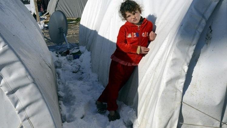العراق.. وفاة 7 نازحين بسبب البرد في جبل سنجار