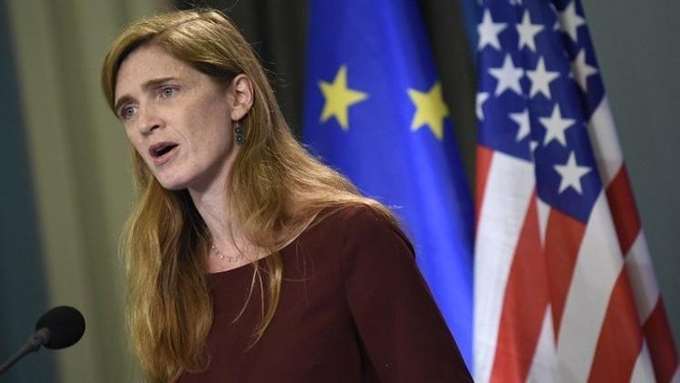 مندوبة واشنطن في الأمم المتحدة تحذر من فرض عقوبات جديدة على إيران