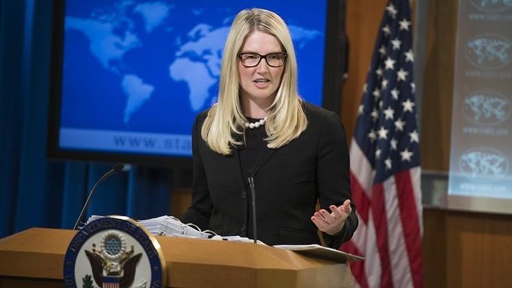 واشنطن: نؤيد كل جهد للتسوية في سوريا