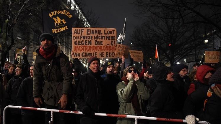 ألمانيا.. مزيد من المظاهرات المناهضة للعنصرية (فيديو)