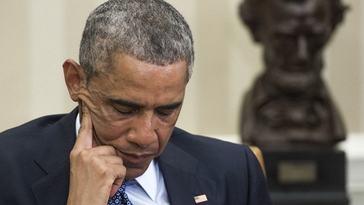 البيت الأبيض: أوباما لم يشارك في مسيرة باريس لدواع أمنية