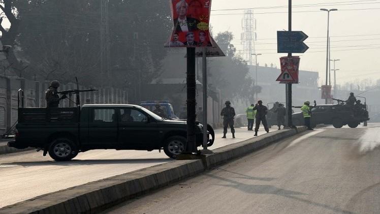 إعدام 7 أشخاص أدينوا بالإرهاب في باكستان