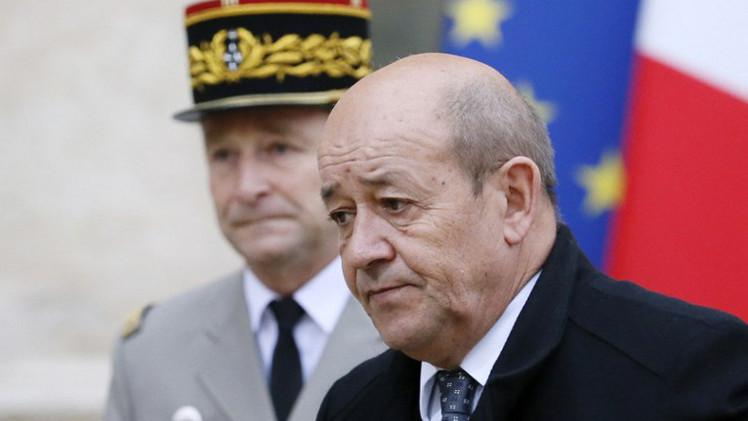 وزير الدفاع الفرنسي: التحالف الدولي يواجه