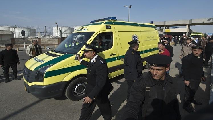 العثور على جثة الضابط المصري المختطف