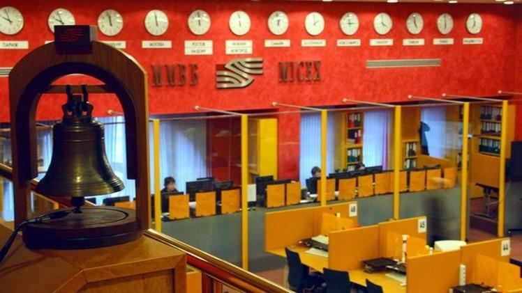 الأسهم الروسية تتراجع مع هبوط أسعار النفط