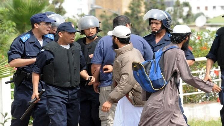 اعتقال ثلاثة مغاربة يجندون مقاتلين لتنظيم