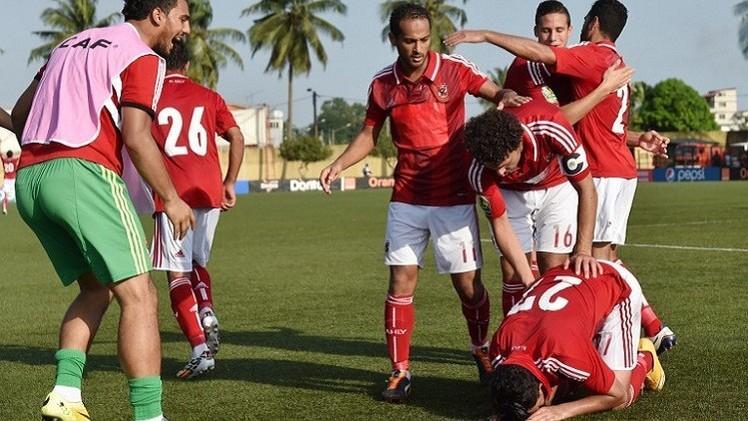 الأهلي المصري يتعاقد مع 3 لاعبين من نادي سوهاج