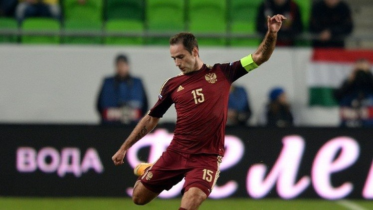 شيروكوف إلى نادي كراسنودار على سبيل الإعارة