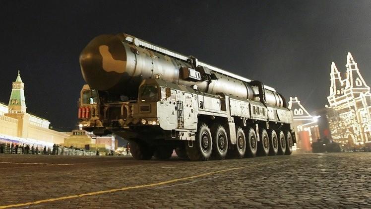 موسكو قد تعيد النظر في معاهدة تقييد الأسلحة الاستراتيجية الهجومية بسبب تصرفات واشنطن