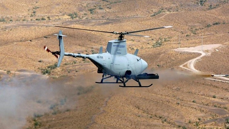 الجيش الليبي يسقط لأول مرة طائرة من دون طيار تابعة لـ