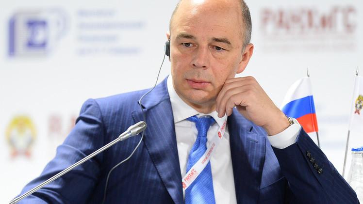 وزير المالية الروسي: الوزارة يمكن أن تبيع من احتياطي العملات الصعبة لدعم الميزانية