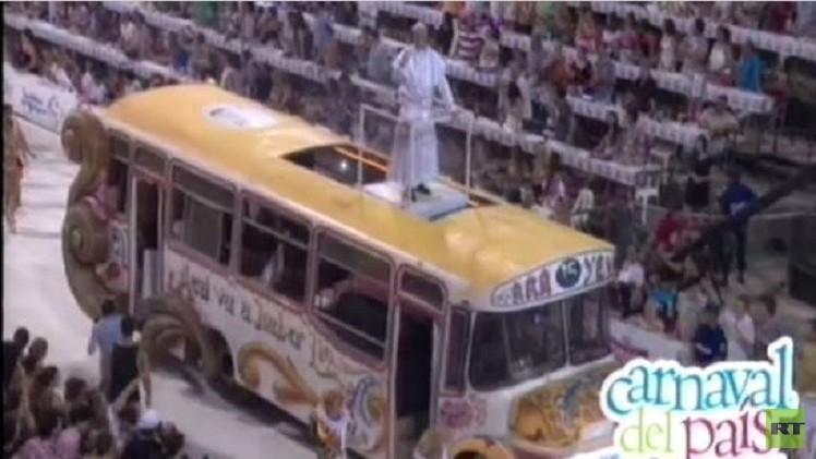 الأرجنتين.. كارنفال ثناء للبابا فرانسيس