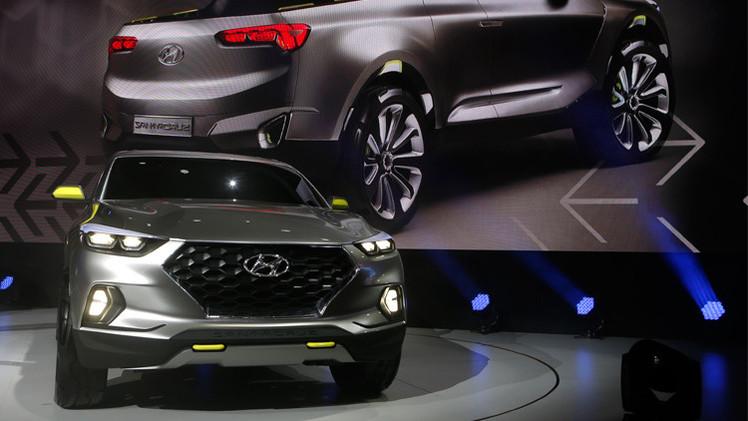 سيارة هيونداي المستقبلية تعتبر جمعا من الأشياء المتناقضة