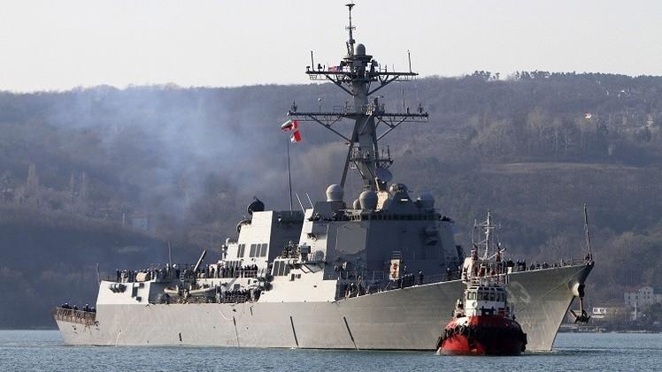 تدريبات عسكرية بحرية أمريكية أوكرانية مشتركة