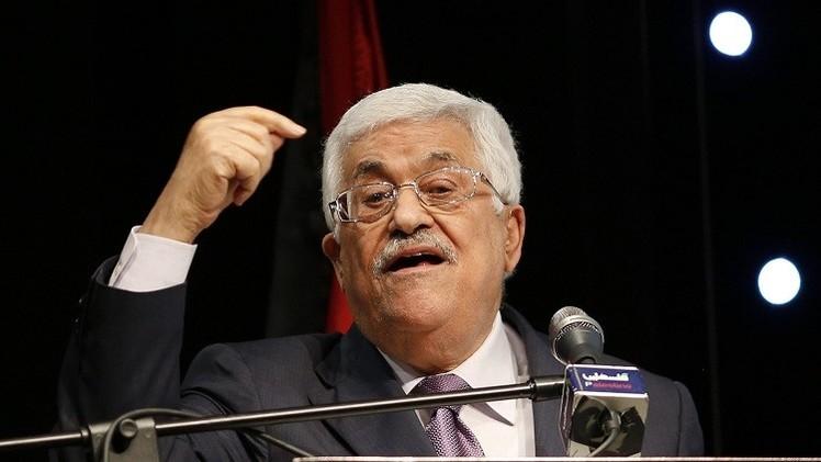 الرئيس الفلسطيني في القاهرة لحضور اجتماع  وزاري طارئ للجامعة العربية
