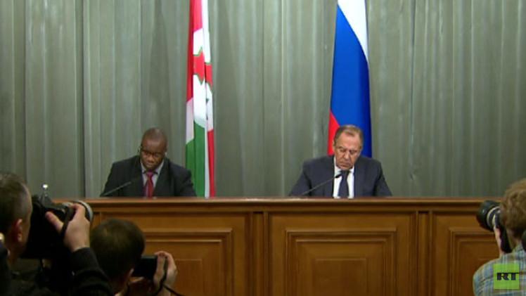 روسيا ستقدم الدعم لقوات حفظ السلام في إفريقيا