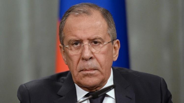لافروف: الأطراف السورية التي لن تشارك في اجتماع موسكو ستفقد أهمية دورها