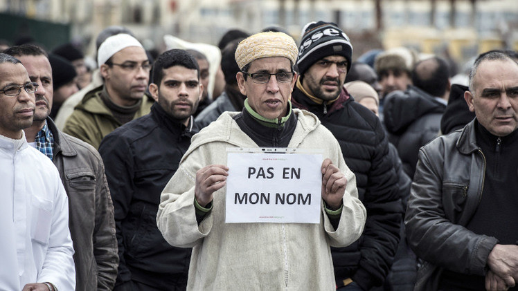 هولاند: المسلمون أول ضحايا التعصب والتطرف وعدم التسامح