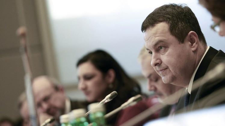 وزير خارجية صربيا: بلغراد مستعدة للقيام بدور
