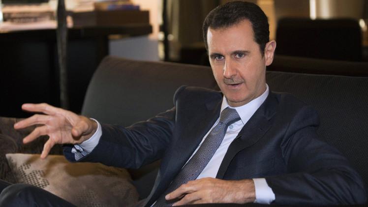 الأسد: ذاهبون إلى موسكو لمناقشة أسس الحوار والإرهاب ينعكس على داعميه