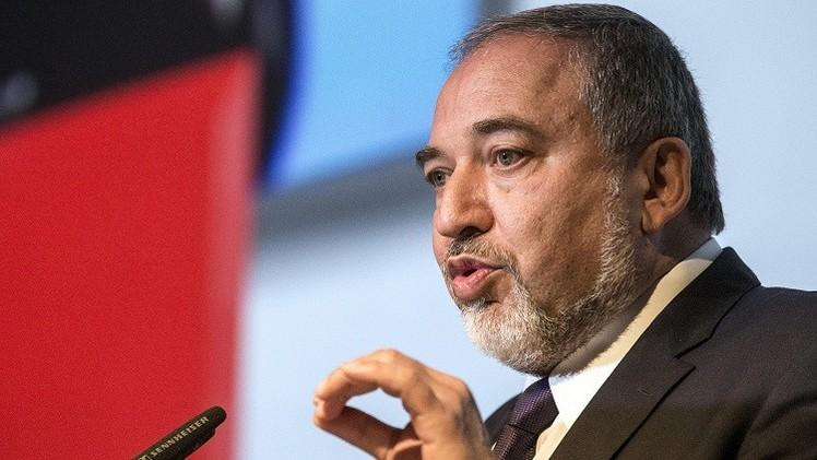 ليبرمان: عباس ليس شريكا للتفاوض
