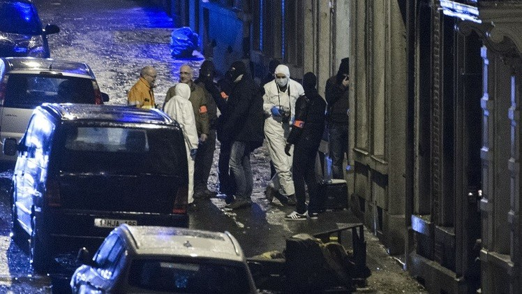 الشرطة الألمانية تعتقل مشتبها بانتمائه لتنظيم